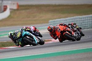 Los pilotos de MotoGP entran en la 'crisis de los 30'