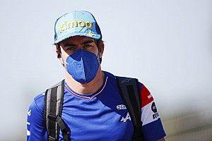 Alonso no tiene claro que en 2022 se abra la lucha por el título