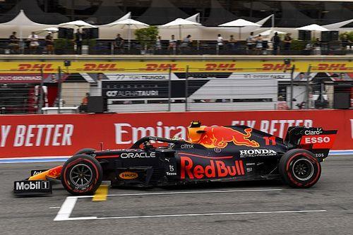 """前戦優勝のセルジオ・ペレス、F1フランスGP予選では4番手「ミスで理想的なアタックできず……でも僕の""""長所""""は決勝」"""