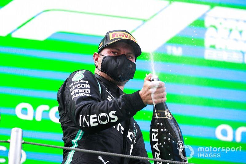 """Tung: """"Mercedes, strateji mücadelesini Bottas sayesinde kazandı"""""""