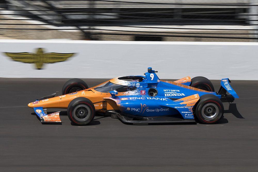 Indy 500: Dixon beats Herta to grab fourth pole
