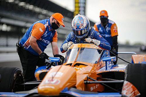 Indy 500: Dixon topt laatste training op Carb Day, VeeKay 31ste