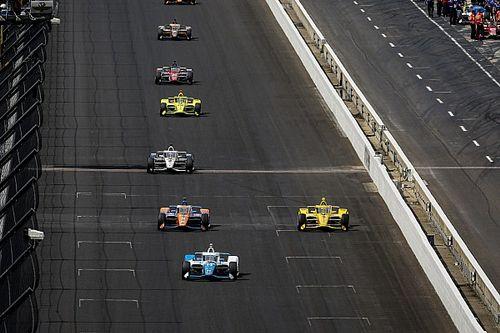 Indy 500: Ganassi lidera la última práctica antes del Carb Day