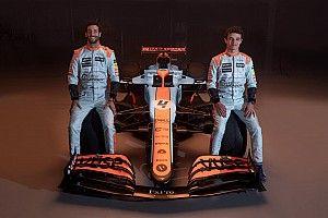"""F1: Norris e Ricciardo buscam """"bons pontos"""" para McLaren em Mônaco"""