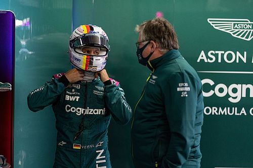 Aston Martin Tidak Punya Plan B soal Sebastian Vettel
