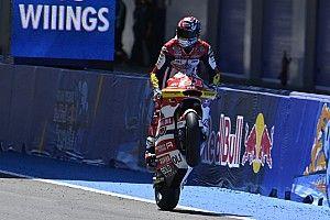 Jerez Moto2: Di Giannantonio wins for Gresini's squad