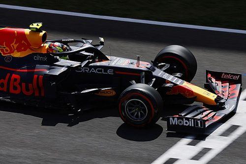 Red Bull: Perez niet buiten gelaten om Hamilton op te houden