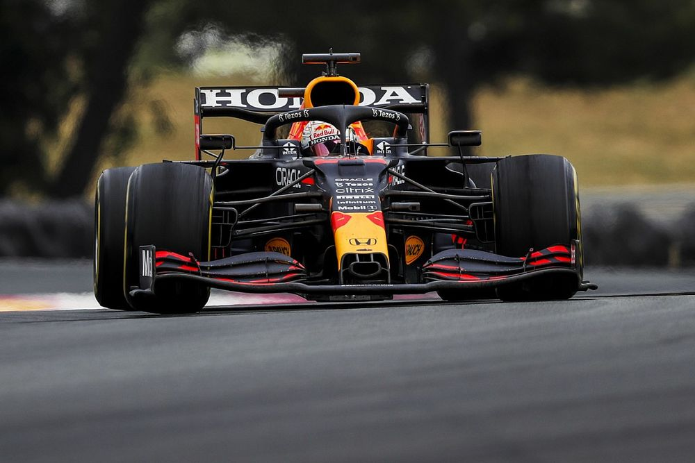 Why Verstappen wasn't punished for breaching track limits protocol
