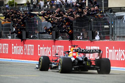 """Red Bull: French GP win disproves """"accusations"""" over rear wing and tyre pressures"""