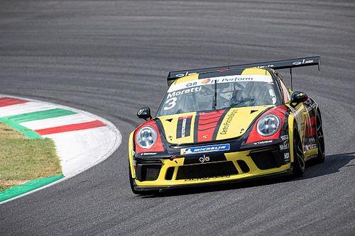 Carrera Cup Italia, Mugello: Moretti al primo centro in gara 2!