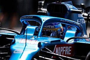 Wer letzte Nacht am besten geschlafen hat: Fernando Alonso
