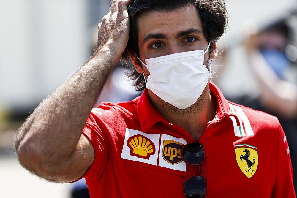 Sainz: A McLarent a legnehezebb megelőzni a mezőnyben