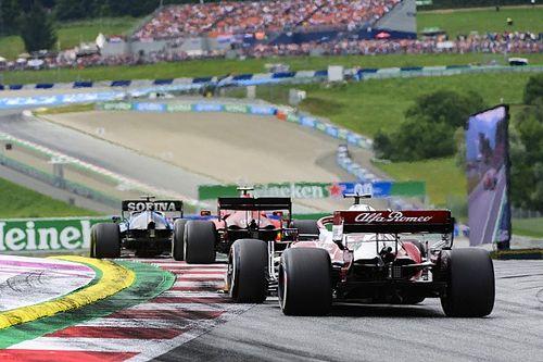 Mazepin, Latifi y Raikkonen penalizados posterior al GP de Austria