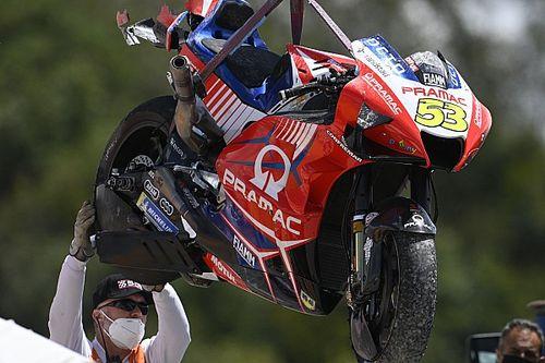 GALERÍA: mejores fotos del GP de España MotoGP