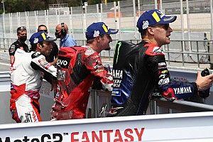 Quartararo se abona a la pole: las fotos de la clasificación en Barcelona