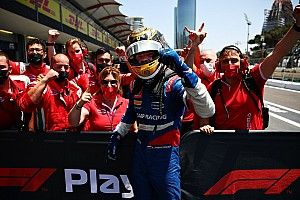 Baku F2: Shwartzman leads every lap to record first win of 2021