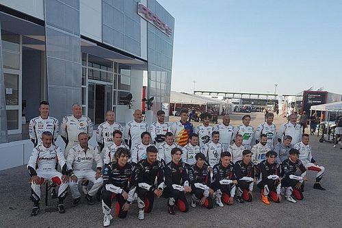Carrera Cup Italia: tutto pronto a Misano, libere in slittamento