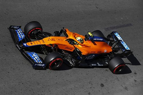 Norris could have received harsher red flag penalty, says FIA