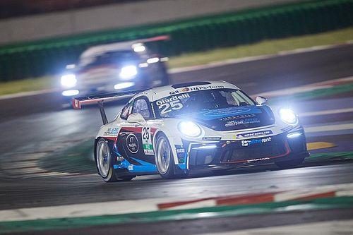 Giardelli pronto per la Carrera Cup Italia al Mugello