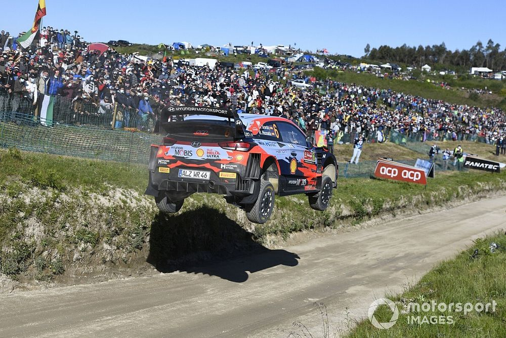 """Hyundai needs to """"reinflate"""" itself after WRC Portugal disappointment"""