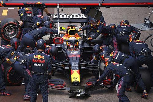 Sukses Red Bull di Monako Komplet dengan Pit Stop Kilat