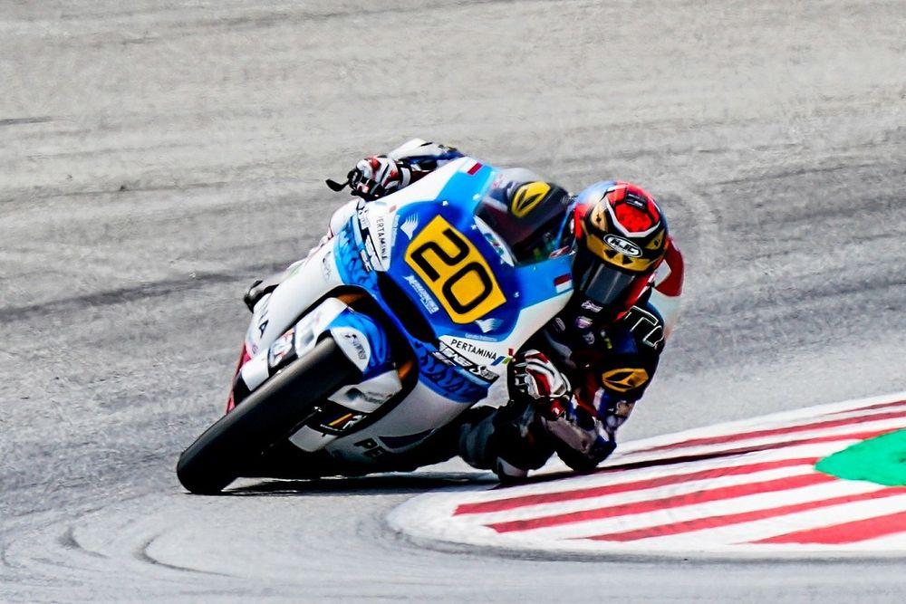Hasil Kualifikasi CEV Moto2 Jerez: Lopez Tercepat, Dimas Ekky P9