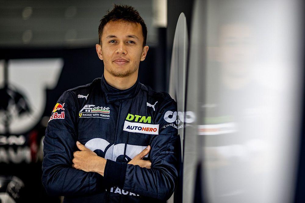 Albon mikt op Formule 1-rentree, IndyCar als back-up
