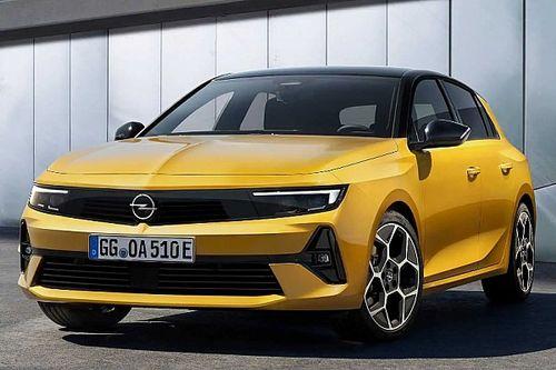 Az Opel megerősítette a 2023-ra tervezett teljesen elektromos Astra érkezését