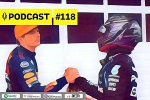 Podcast #118: Quais 'passagens de bastão' mais emblemáticas da F1?