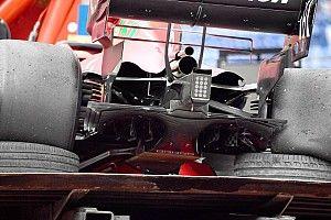 Ferrari chiarito il giallo: a Leclerc si è rotto il mozzo sinistro