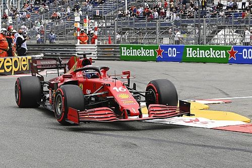 Leclerc to start Monaco GP from pole after Ferrari gearbox check