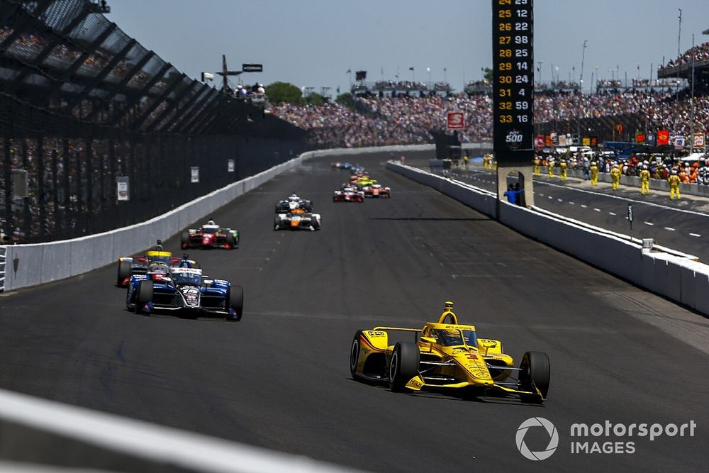 IndyCar Rookie of the Year McLaughlin targets Indy 500 win in 2022