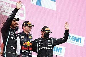 ترتيب بطولة العالم للفورمولا واحد بعد جائزة ستيريا الكبرى