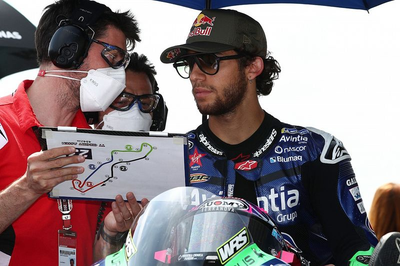 Bastianini Tak Sabar Bekerja untuk Gresini Racing