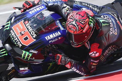 Куартараро на Yamaha завоевал четвертый поул подряд
