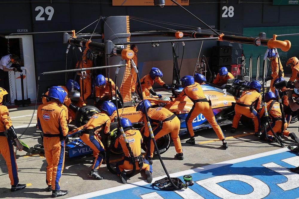 A McLaren is támogatja a bokszutcai szigorítások elhalasztását