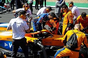 """Ricciardo """"past the point of frustration"""" with McLaren F1 struggles"""