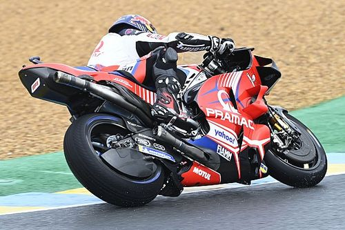 Pramac nadal z Ducati