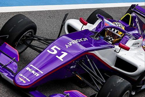 Сидоркова закончила 9-й свою первую гонку в W Series