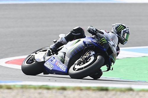 Assen MotoGP: Vinales beats team-mate Quartararo to pole, Marquez 20th