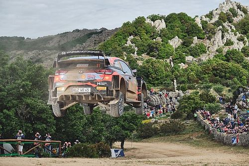 Fotogallery WRC: le splendido Rally Italia Sardegna 2021