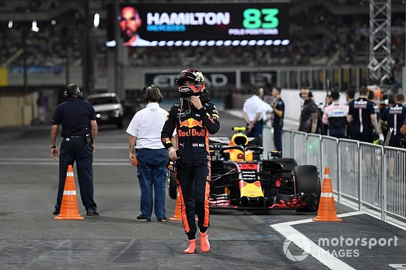 Red Bull im Qualifying geschlagen: Reifen kochen, Verstappen gleich mit