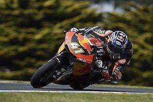 Moto2 Australia: Binder taklukkan Mir, pesta Bagnaia tertunda