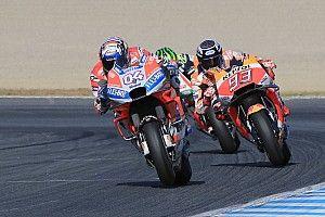 """Dovizioso: """"Quella tra me e Marquez è già una rivalità classica della MotoGP? Chi se lo sarebbe aspettato!"""""""
