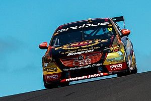 Bathurst 1000: Reynolds/Youlden lead, drama for Red Bull Holdens