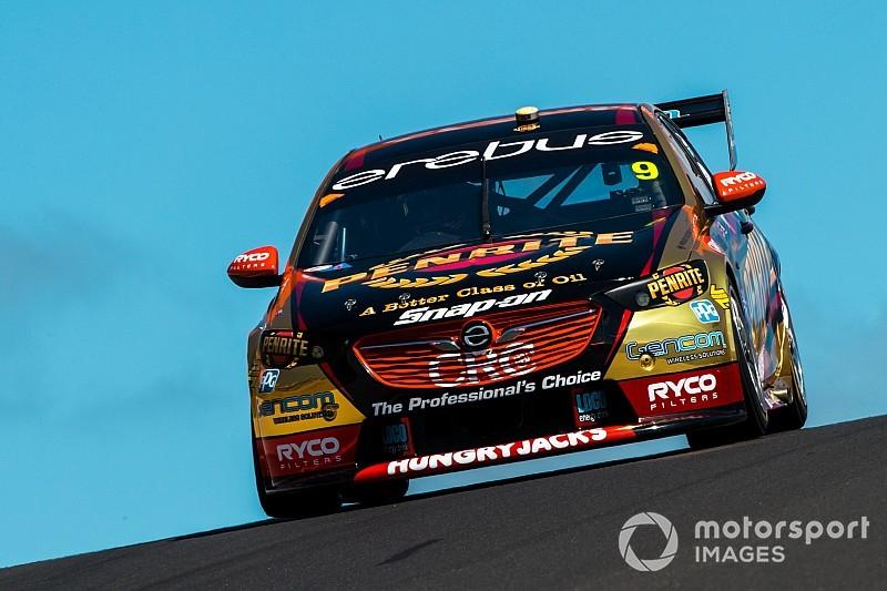Bathurst 1000: Reynolds/Youlden lead, drama for Red Bull Holdens
