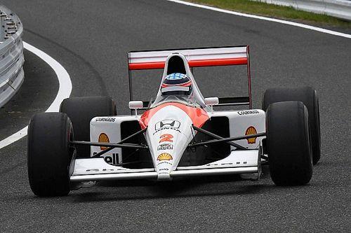 Fotostrecke: F1-Legendenparade in Suzuka