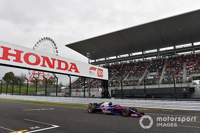 Слухи: Honda сократила отставание от Mercedes и Ferrari до 20 л.с.