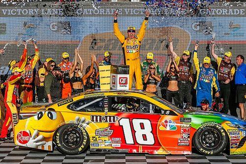 Dramen in Phoenix: Kyle Busch siegt - NASCAR-Finale 2018 steht