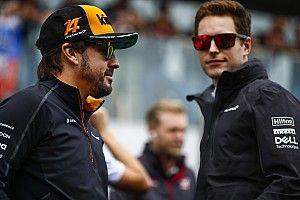 """Vandoorne: """"Alonso tenía todo lo que quería en McLaren"""""""